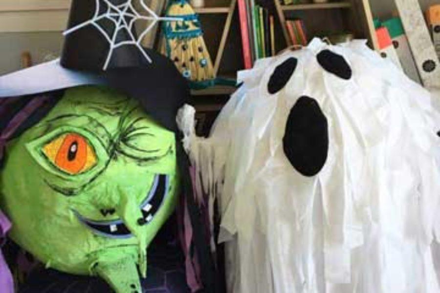 Όταν το Halloween συναντά την bio πλευρά της ζωής!
